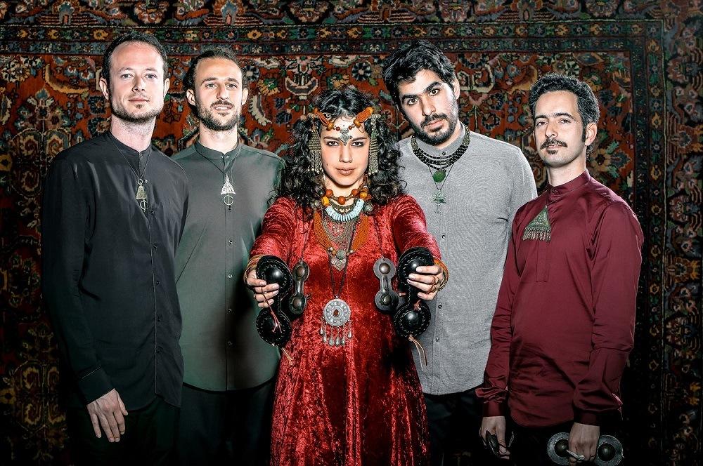להקה מרוקאית לחינה