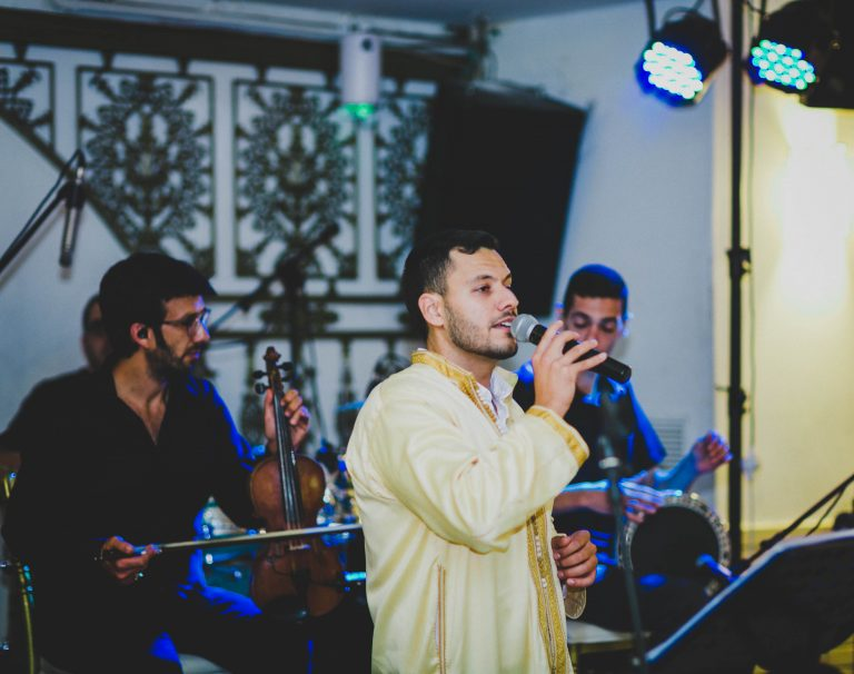 להקה מרוקאית