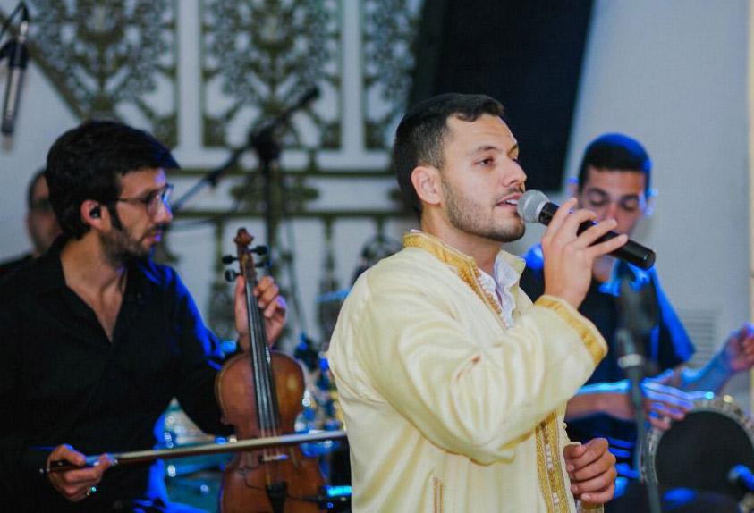להקה מרוקאית חינה