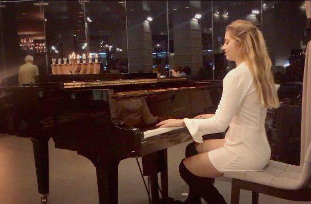 פסנתר לאירועים קבלת פנים