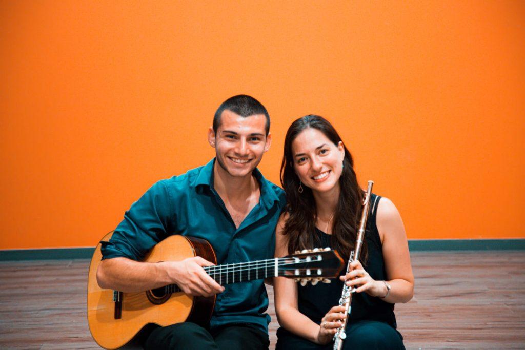 גיטרה וחליל